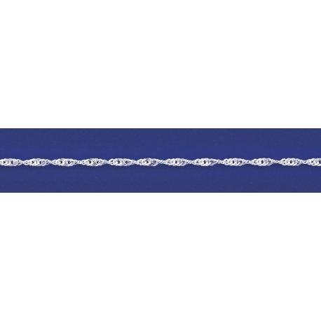 Арт 27 040 Цепочка женская серебряная 925* Сингапур