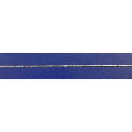 Арт 31 025цв Ланцюжок жіночий срібний 925* позолота Снейк (Тонда) насічка