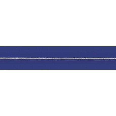 Арт 31 0310 Цепочка женская серебряная 925* Снейк (Тонда) насечка