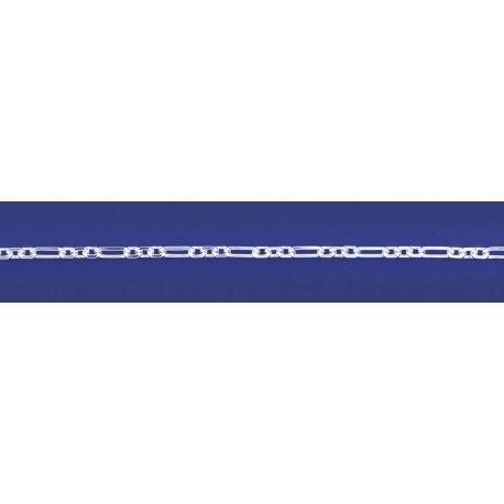 Арт 24 080 Ланцюжок срібний 925* Якір - фігаро
