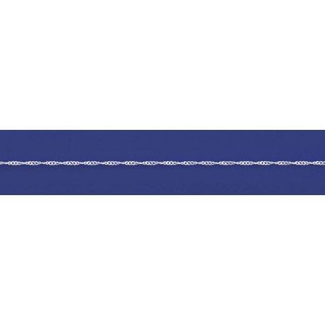 Арт 27 020 Цепочка женская серебряная 925* Сингапур