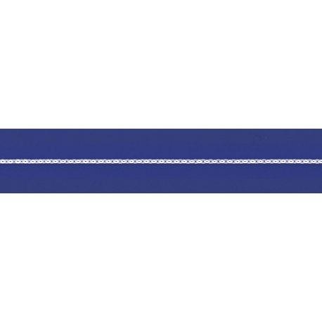 Арт 32 030 1 Цепочка серебряная 925* Якорь круглый