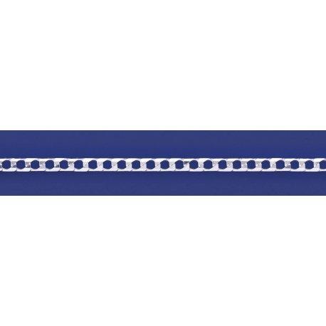 Арт 01 150к Цепочка серебряная 925* Гурмет (Панцирь) квадратный