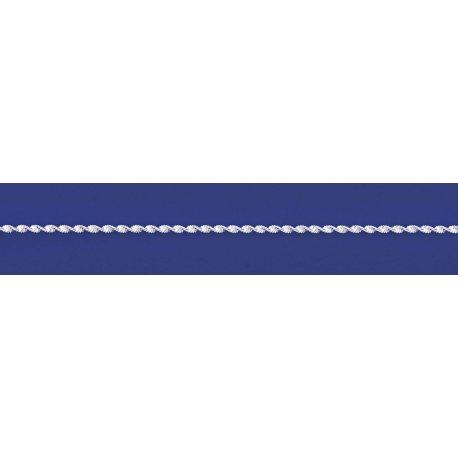 Арт 85 020 Цепочка женская серебряная 925* Серпантин