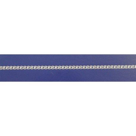 Арт 23 050 Цепочка женская серебряная 925* Лав
