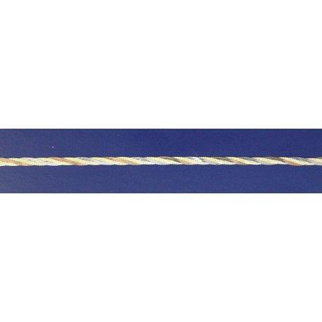 Арт 19 025цв Ланцюжок жіночий срібний 925* позолота Коса