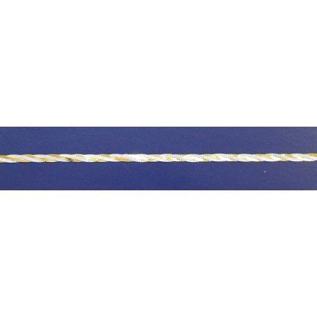 Арт 19 025жб Цепочка женская серебряная 925* позолота Коса