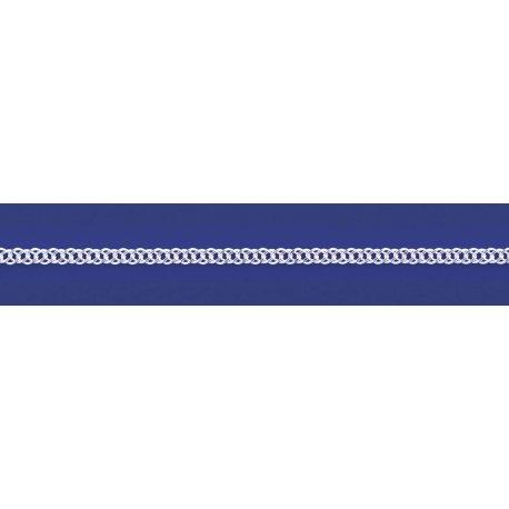 Арт 06 050 2 Цепочка серебряная 925* Рембо (Ромб двойной)