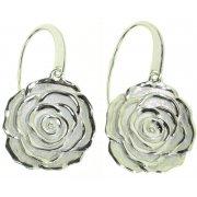 Серьги женские серебряные 925* родий Арт 11 2 4179