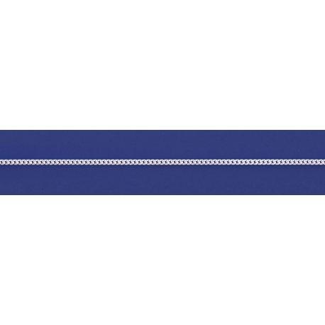 Арт 01 050р Цепочка серебряная 925* родий Гурмет (Панцирь)