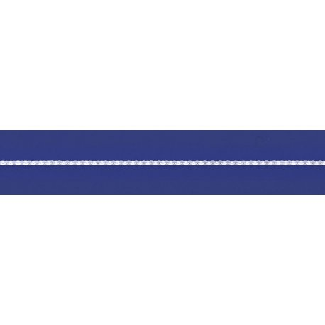 Арт 32 030 1р Ланцюжок срібний 925* родій Якір круглий