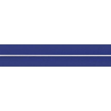 Арт 35 140р Цепочка женская серебряная 925* родий Снейк (Тонда)