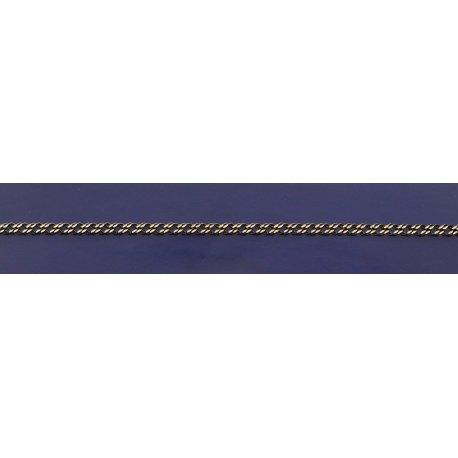 Арт 06 050 2ч Ланцюжок срібний 925* чорніння Рембо (Ромб подвійний)