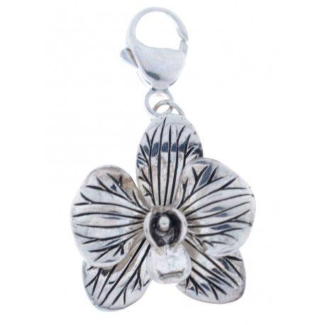 Підвіс жіночий срібний 925* родій чорніння Арт 13 2 2120