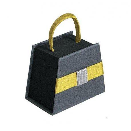 Футляр для ювелирных изделий Арт SILK BK 057