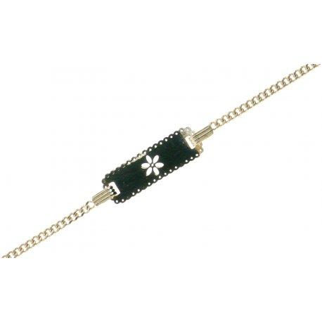Браслет детский серебряный 925* Арт 1151 007-17