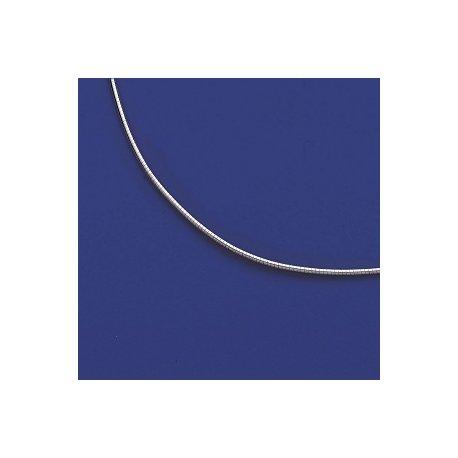Арт 31 125 Цепочка женская серебряная 925* Струна