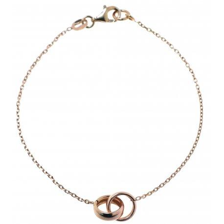 Браслет женский серебряный 925* Арт 521 089