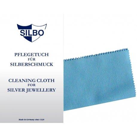 Ткань чистящая для изделий из серебра Арт 4401