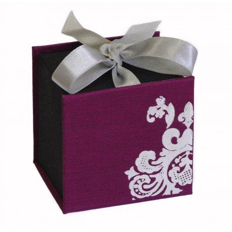 Футляр для ювелирных изделий Арт SILK BK 030 Vintage Purple