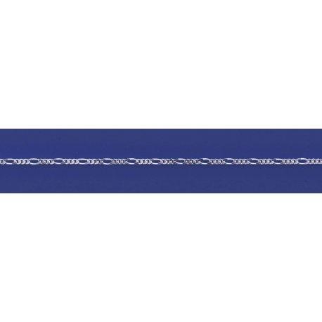 Арт 26 050 Ланцюжок срібний 925* Панцир - фігаро