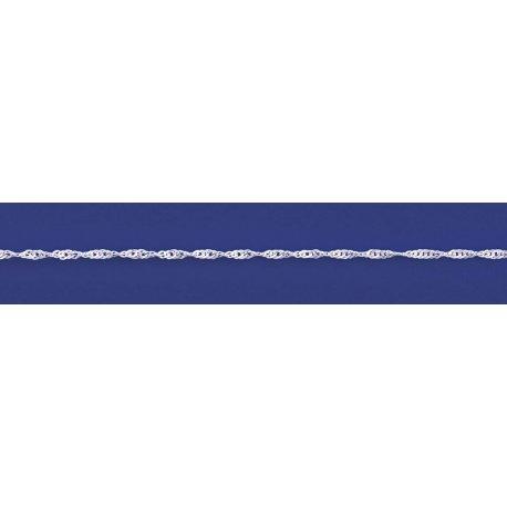 Арт 27 030 Цепочка женская серебряная 925* Сингапур